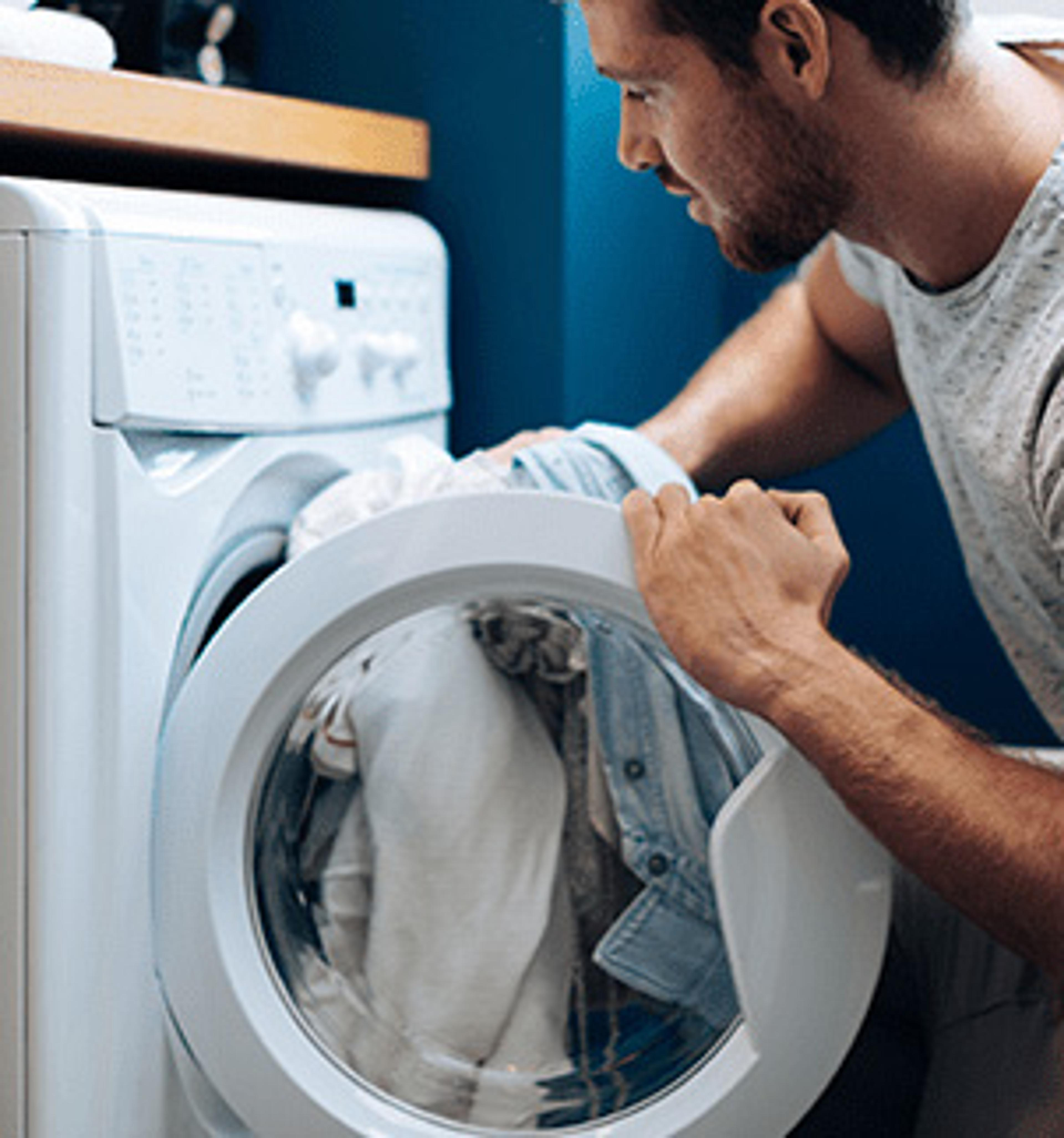 """in reduced detergent costs when washing laundry, hair and body in soft water<small class=""""superscript"""">2</small>"""